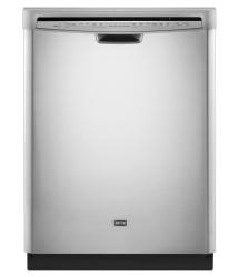 Brand: MAYTAG, Model: MDB7749SBM, Color: Monochromatic Stainless Steel