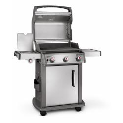 Brand: WEBER, Model: 47700401, Fuel Type: Liquid Propane