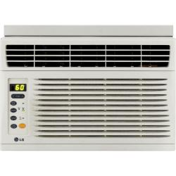 Brand: LG, Model: LW6012ER, Style: 6,000 BTU Window Air Conditioner