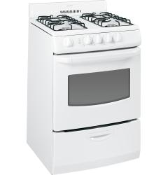 Brand: HOTPOINT, Model: RGA824DEDWW, Color: White