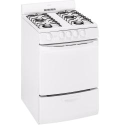Brand: HOTPOINT, Model: RGA724PCDWW, Color: White