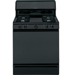 Brand: HOTPOINT, Model: RGB525DED, Color: Black