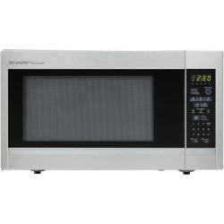 Brand: SHARP, Model: R551ZS, Style: 1.8 cu. ft. Countertop Microwave Oven