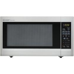 Brand: SHARP, Model: R651ZS, Style: 2.2 cu. ft. Countertop Microwave Oven