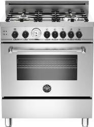 Brand: Bertazzoni, Model: MAS304GASXT, Fuel Type: Natural Gas