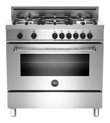 Brand: Bertazzoni, Model: MAS365DFMXE, Fuel Type: Natural Gas