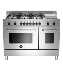 Brand: Bertazzoni, Model: MAS486GDFSXT, Fuel Type: Natural Gas