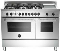 Brand: Bertazzoni, Model: MAS486GGASXTX, Fuel Type: Natural Gas