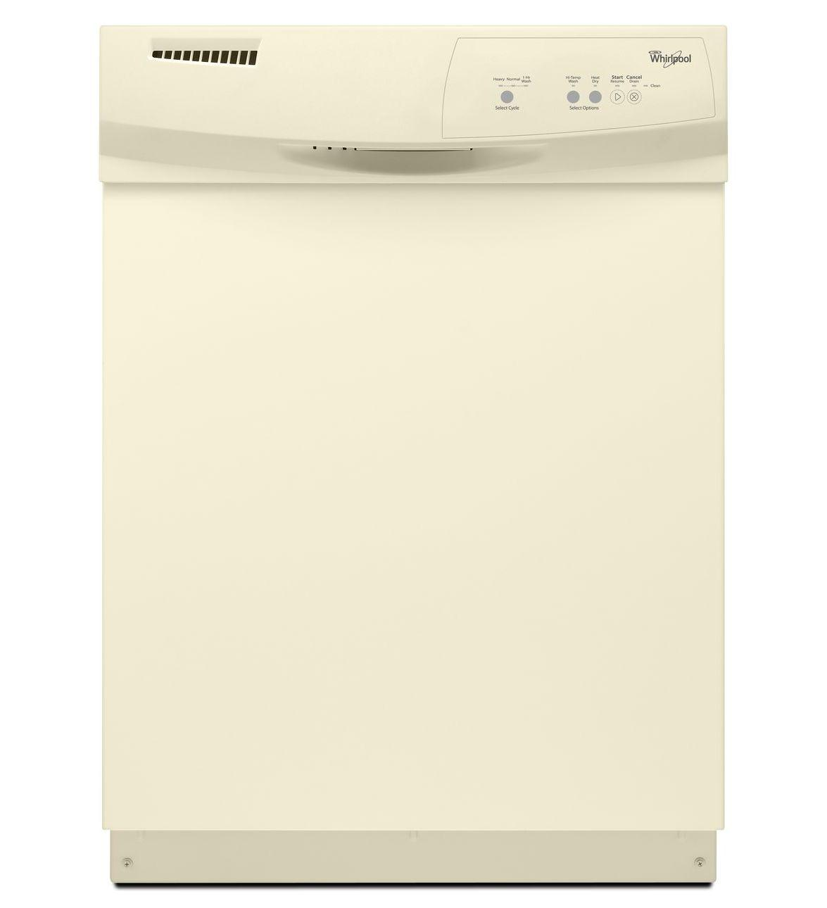 Wdf110pabs Whirlpool Wdf110pabs Built In Dishwashers