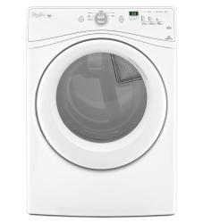 Brand: Whirlpool, Model: WED70HEBW, Color: White