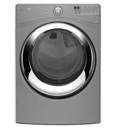 Brand: Whirlpool, Model: WED86HEBC, Color: Chrome Shadow