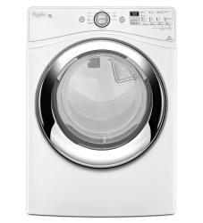 Brand: Whirlpool, Model: WED86HEBW, Color: White