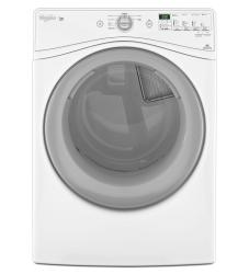 Brand: Whirlpool, Model: WED80HEBW, Color: White