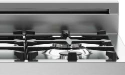 Brand: Bertazzoni, Model: HER366GAS