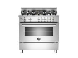 Brand: Bertazzoni, Model: PRO365GAS, Fuel Type: Natural Gas