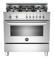 Brand: Bertazzoni, Model: PRO365GASXLP, Fuel Type: Natural Gas