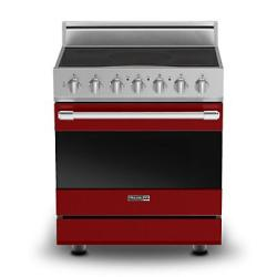 Brand: Viking, Model: RDSCE2305B, Color: Apple Red