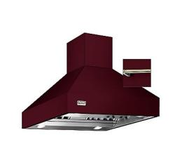 Brand: Viking, Model: VCIH3608WS, Color: Burgundy