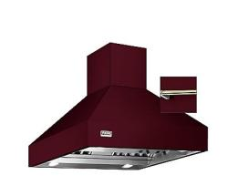 Brand: Viking, Model: VCIH3608BKCR4, Color: Burgundy