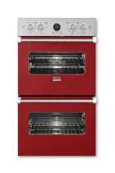 Brand: Viking, Model: VEDO5272WHBR, Color: Apple Red