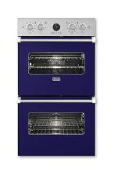 Brand: Viking, Model: VEDO5302SSBR, Color: Cobalt Blue