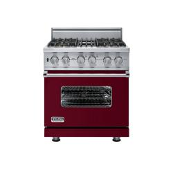 Brand: Viking, Model: VGSC5304BARLP, Fuel Type: Burgundy - Natural Gas