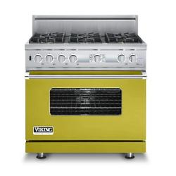 Brand: Viking, Model: VDSC536T6BCW, Fuel Type: Wasabi, Natural Gas