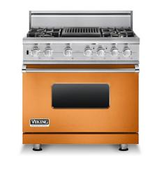 Brand: Viking, Model: VGSC5364QSSLP, Fuel Type: Cinnamon - Natural Gas