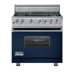 Brand: Viking, Model: VGSC5364Q, Fuel Type: Viking Blue - Natural Gas
