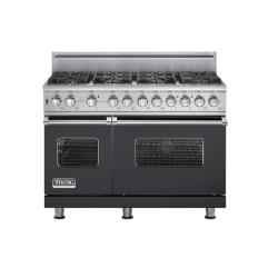 Brand: Viking, Model: VGSC5488BBULP, Fuel Type: Graphite Gray - Natural Gas