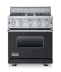 Brand: Viking, Model: VGIC53014BBK, Fuel Type: Graphite Gray - Natural Gas