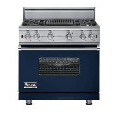 Brand: Viking, Model: VGCC5364QVB, Fuel Type: Viking Blue - Natural Gas
