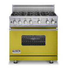 Brand: Viking, Model: VGCC5364QSSLP, Fuel Type: Wasabi - Natural Gas