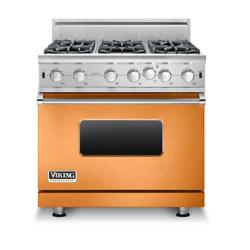 Brand: Viking, Model: VGIC5366BCBLP, Fuel Type: Cinnamon - Natural Gas