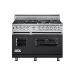 Brand: Viking, Model: VDSC5486QWH, Fuel Type: Graphite Gray, Natural Gas