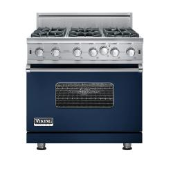 Brand: Viking, Model: VGIC5366BCBLP, Fuel Type: Viking Blue - Natural Gas