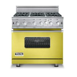 Brand: Viking, Model: VGIC5366BCBLP, Fuel Type: Wasabi- Natural Gas