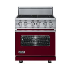 Brand: Viking, Model: VISC5304BSSBR, Color: Burgundy