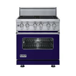 Brand: Viking, Model: VISC5304BSG, Color: Cobalt Blue