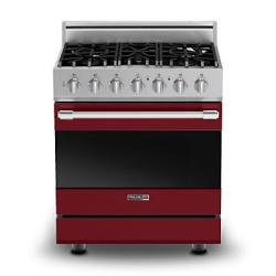 Brand: Viking, Model: RDSCD2305B, Color: Apple Red
