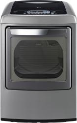 Brand: LG, Model: DLEY1201V, Color: Graphite Steel