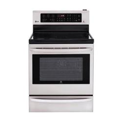 Brand: LG, Model: LRE3027ST, Color: Stainless Steel