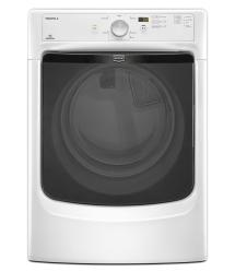 Brand: MAYTAG, Model: MGD3000BW, Color: White