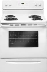 Brand: FRIGIDAIRE, Model: FFEF3015LS, Color: White