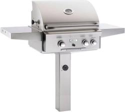 Brand: American Outdoor Grill, Model: 24NGR, Color: Stainless Steel