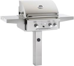 Brand: American Outdoor Grill, Model: 24NG, Fuel Type: Liquid Propane