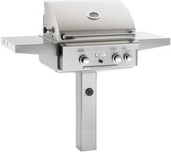 Brand: American Outdoor Grill, Model: 24NG00SP, Fuel Type: Liquid Propane