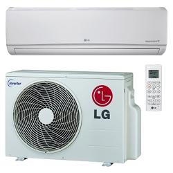 Brand: LG, Model: LSU090HEV, Style: Outdoor Unit