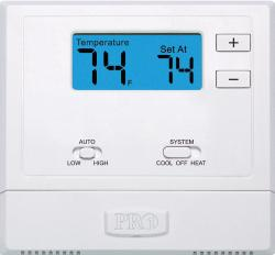 Brand: LG, Model: PYRCUCC1HB, Style: Wireless Wall Mount Thermostat