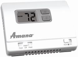 Brand: Amana, Model: 2246002, Style: Non-Programmable Thermostat